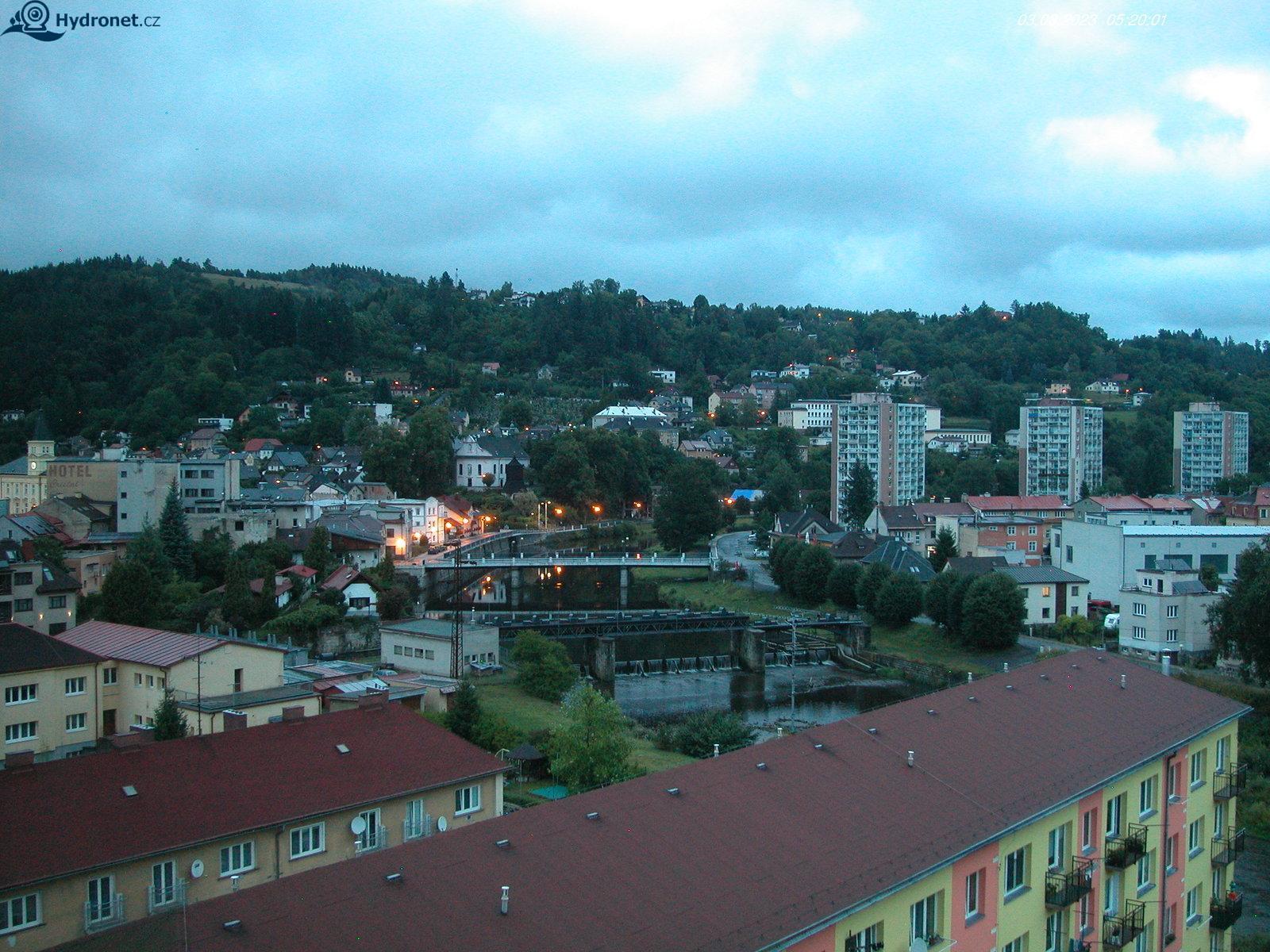 Webcam - Železný Brod