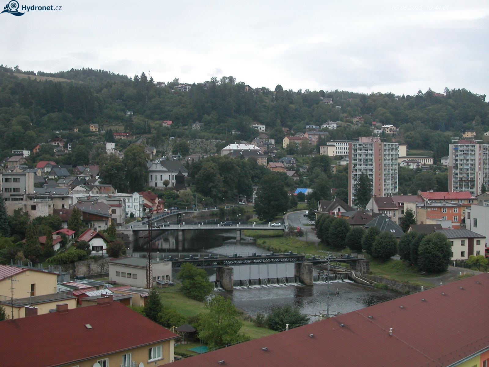 Webkamera - Železný Brod