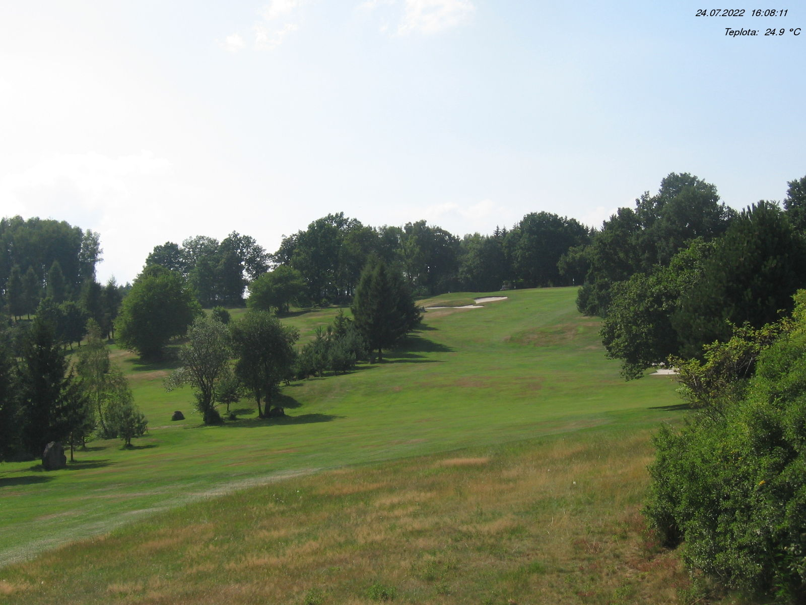 Golf resort Čertovo Břemeno