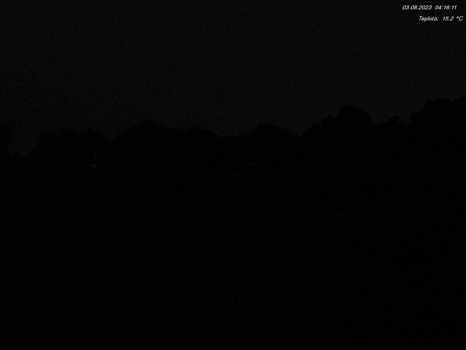 webkamera Alenina Lhota, Jihočeský kraj