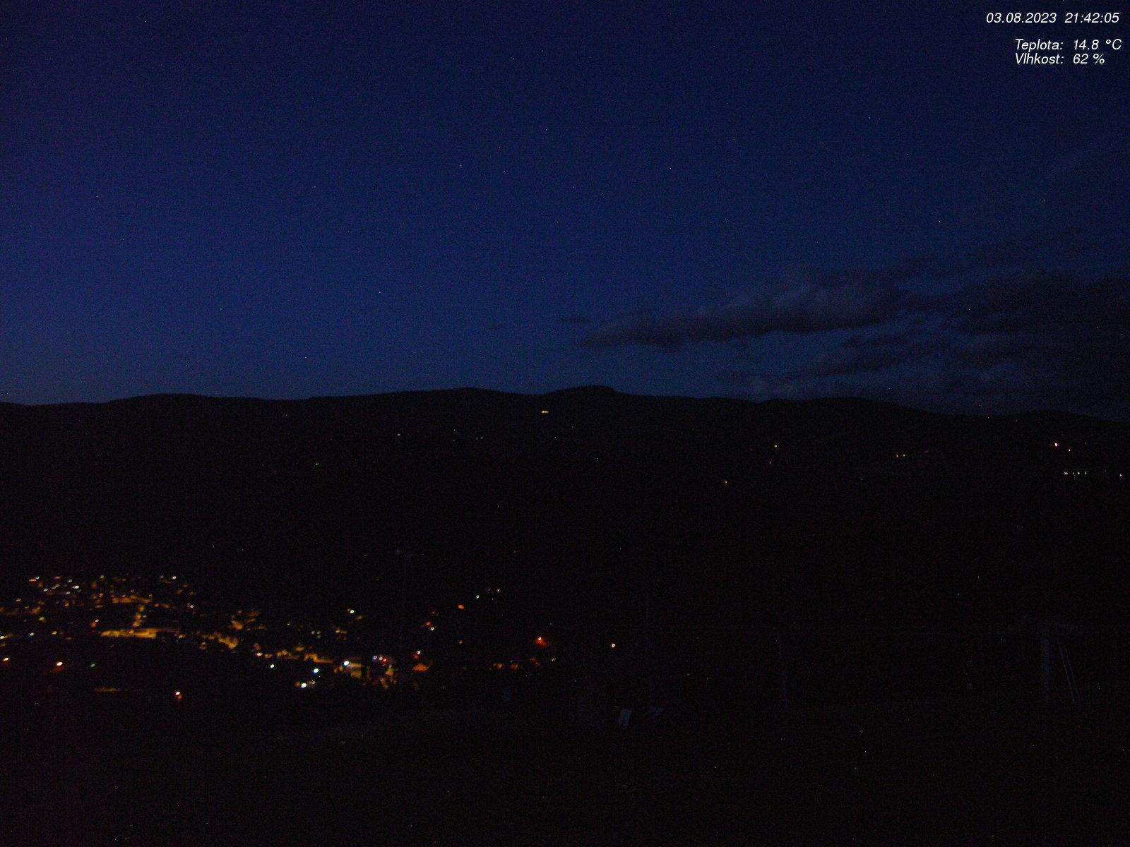 Webcam - Jablonec nad Jizerou