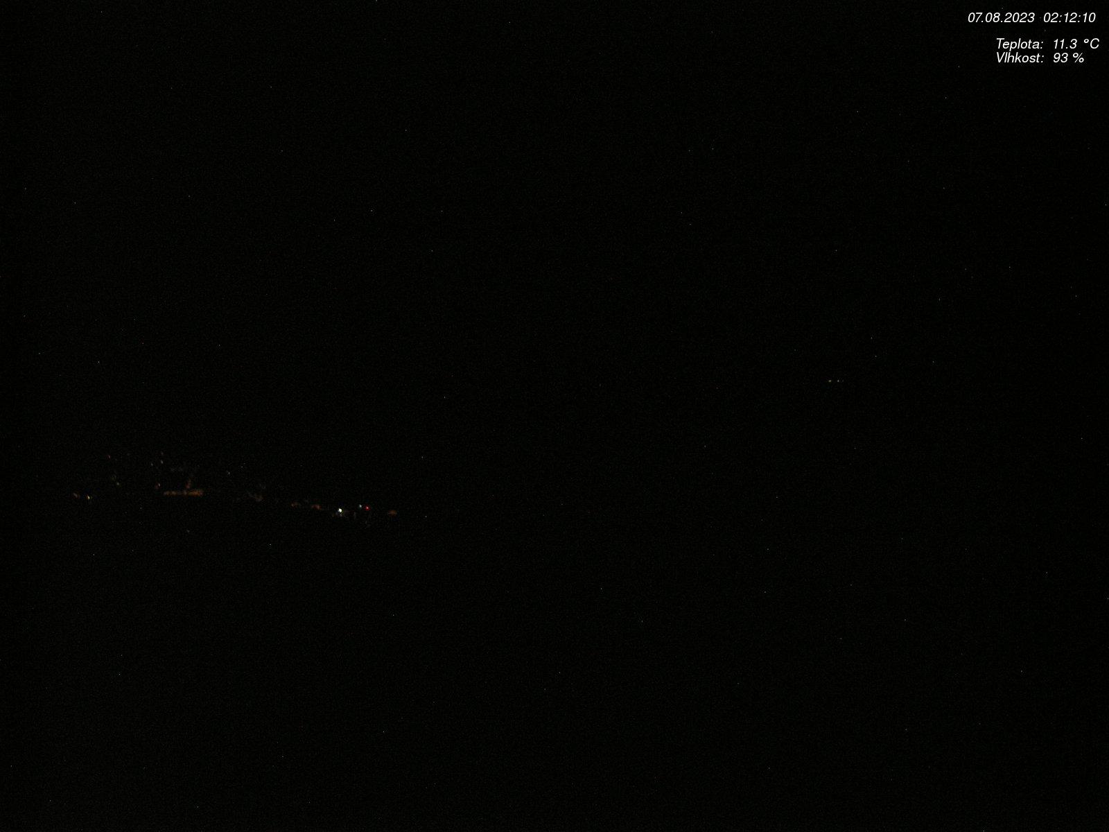 Webcam Skigebied Rokytnice n. Jizerou Blick auf Lysa Hora & Kotel - Reuzengebergte