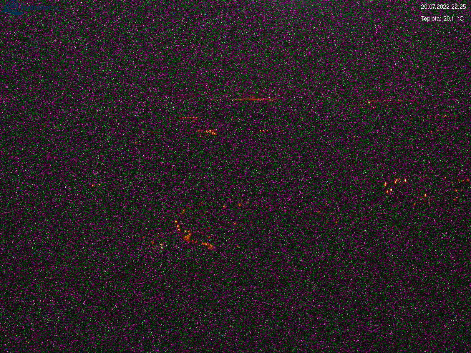 webkamera - Krkonoše - Lysá hora