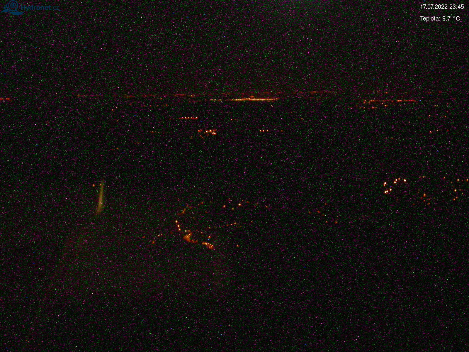 Webcam - Lysá hora