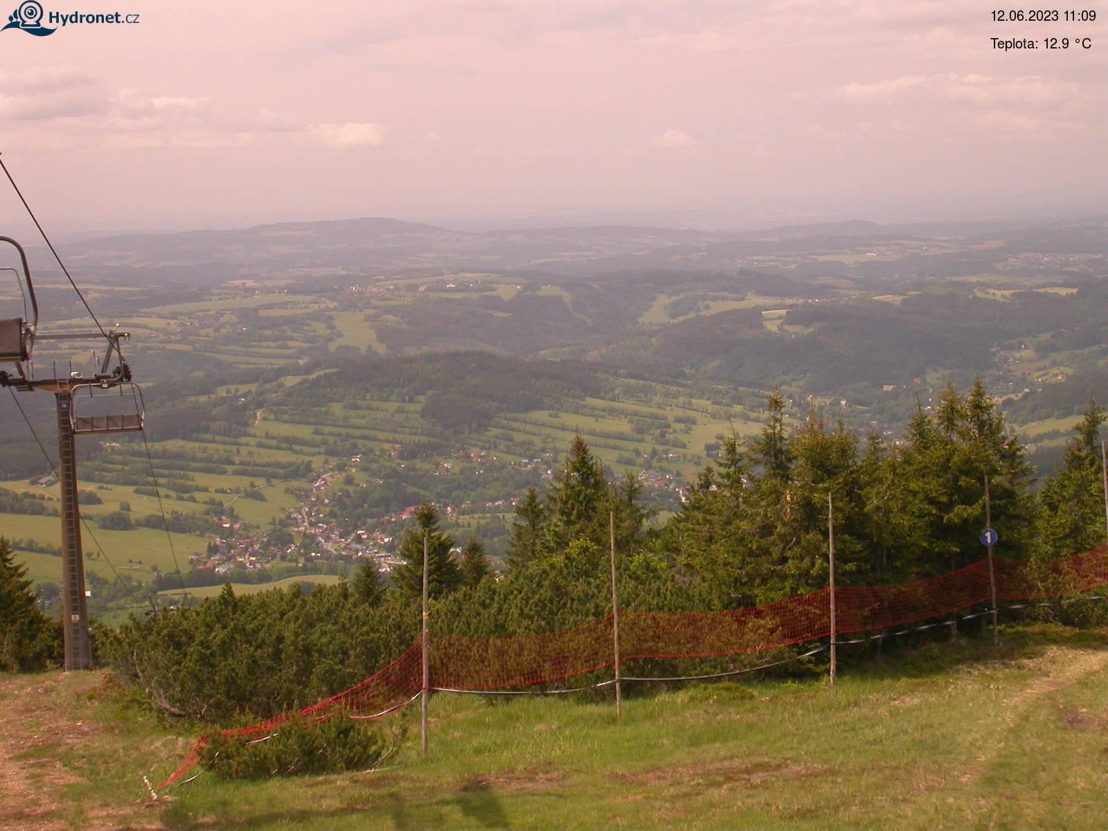 Webkamera - Lysá hora